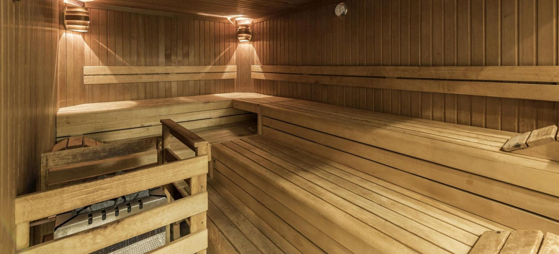 Park Inn by Radisson Berlin Alexanderplatz Sauna