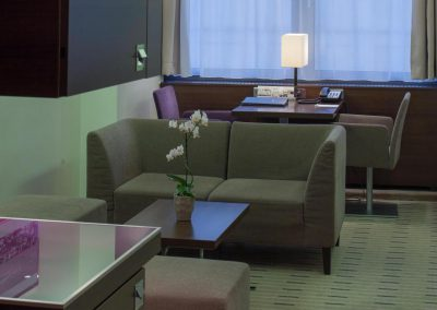 Park Inn by Radisson Berlin Alexanderplatz Spagos Suite