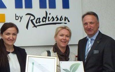 GreenSign Level 3 Auszeichnung