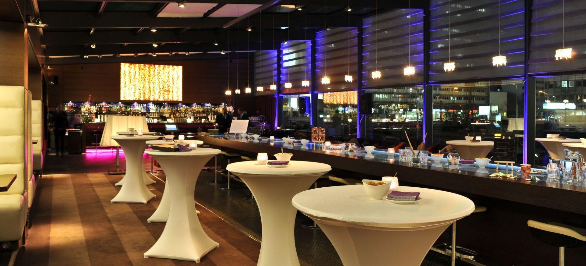 Park Inn Berlin Alexanderplatz Spagos Restaurant, Bar & Lounge