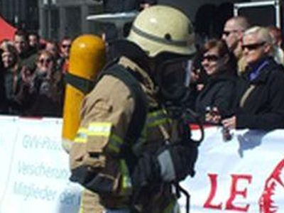 Berlin Firefighter Stairrun