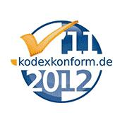 AuszeichnungKodexkonform