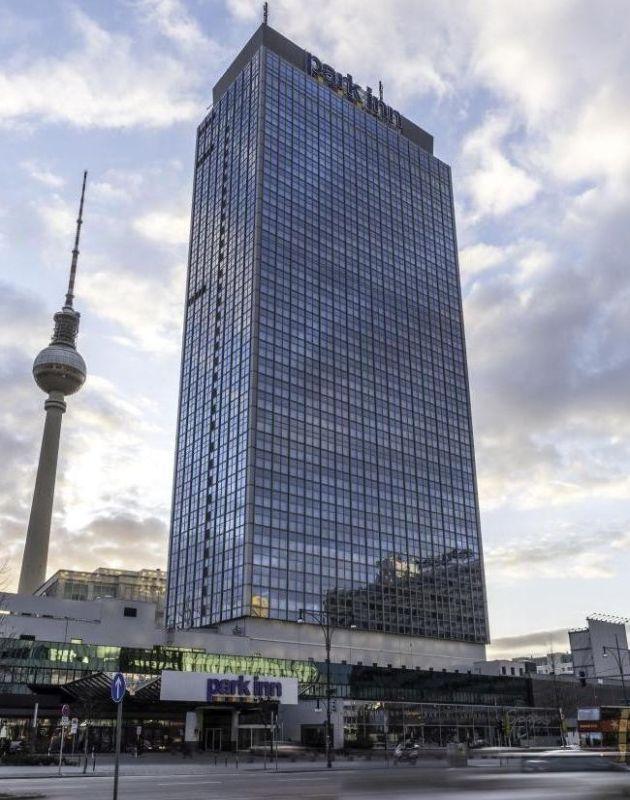 Hotel Berlin Alexanderplatz