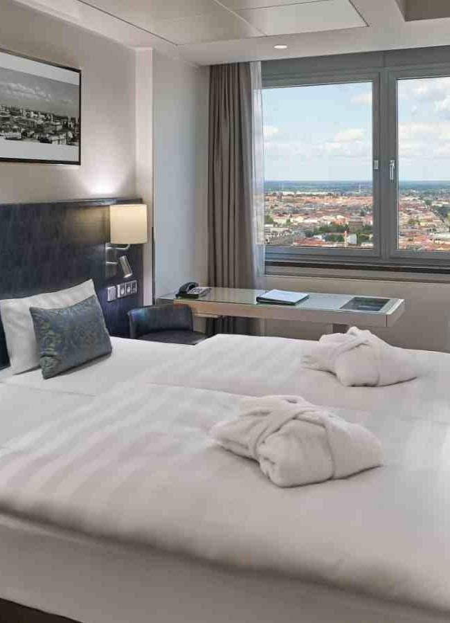 Hotel Rooms in Berlin