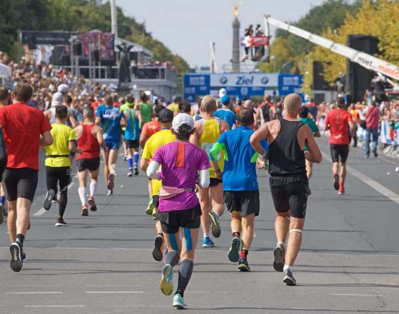 Park Inn by Radisson Berlin Alexanderplatz - Berliner Marathon