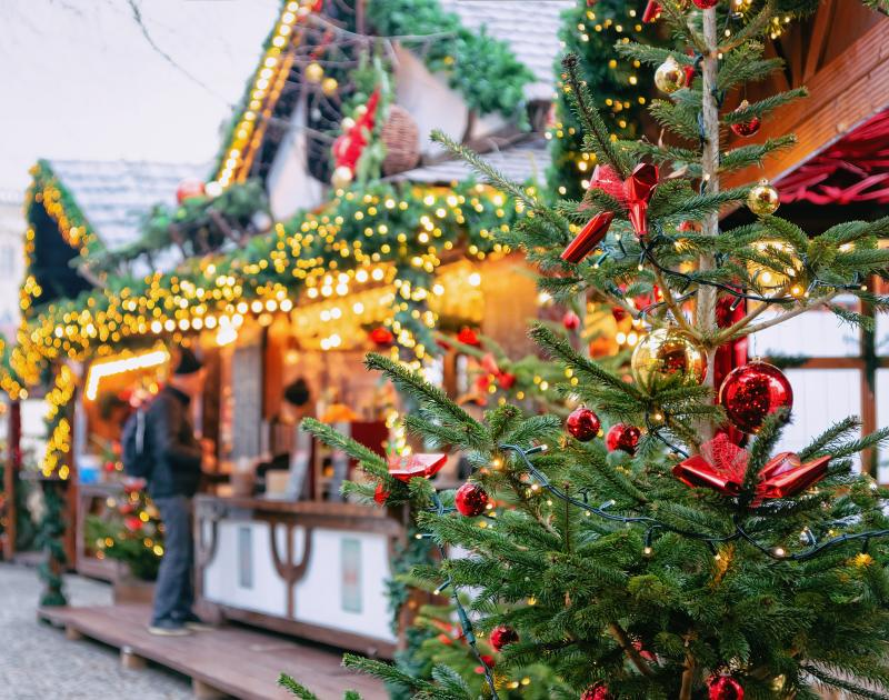 Park Inn by Radisson Berlin Alexanderplatz - Weihnachtsmärkte