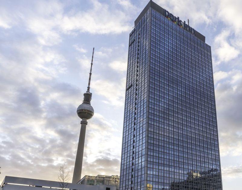 Der Fernsehturm Berlin