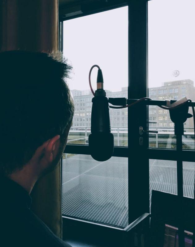 Podcast der Auftakt