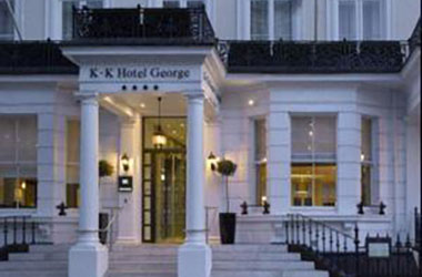 K+K Hotel George Kensington London